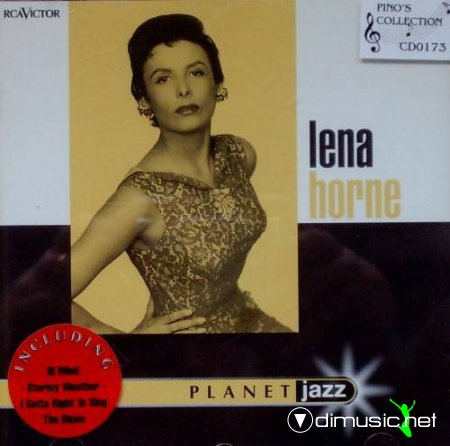Lena Horne - Planet Jazz (1999)