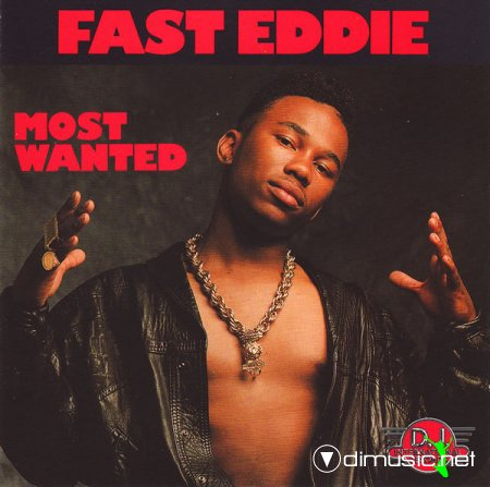 Fast Eddie - Most Wanted (1989) LP
