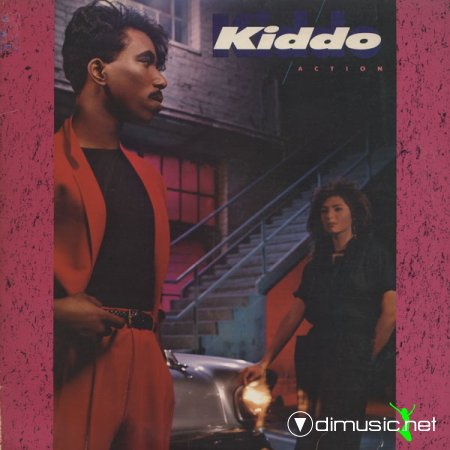 Kiddo - Action (1984) lp
