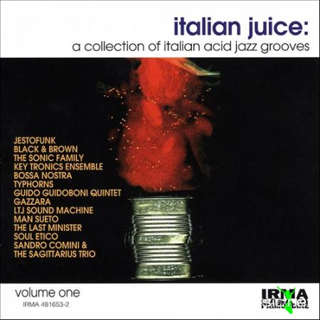 VA - Italian Juice, Vol. 1 (A Collection of Italian Acid Jazz Grooves)(2013)