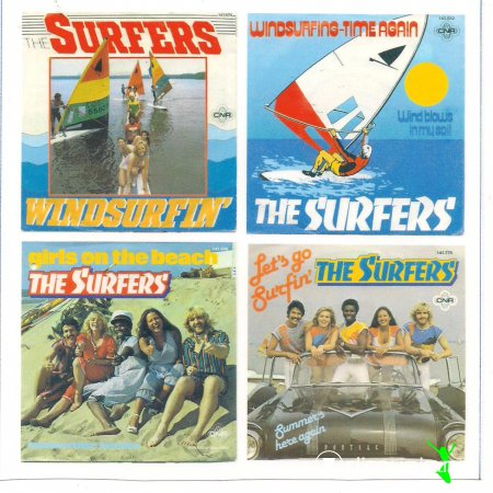 The Surfers - The Singles (2012)