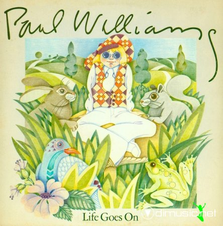 Paul Williams - Life Goes On (1972)