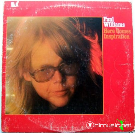 Paul Williams - Here Comes Inspiration (1974)