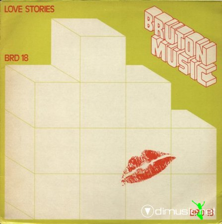 Various - Love Stories (1982) (RARE)
