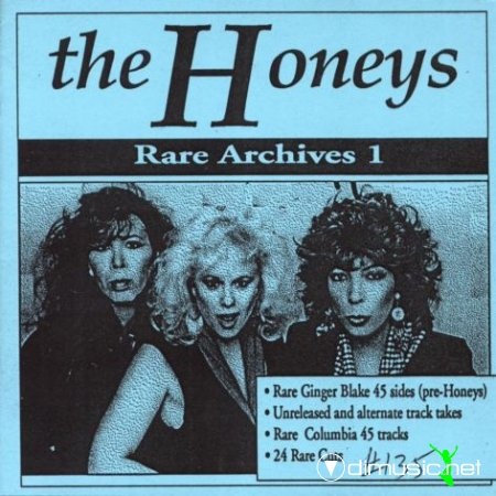 The Honeys - Rare Archives 1