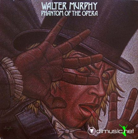 Walter Murphy - Phantom Of The Opera (Vinyl, LP, Album) (1978)