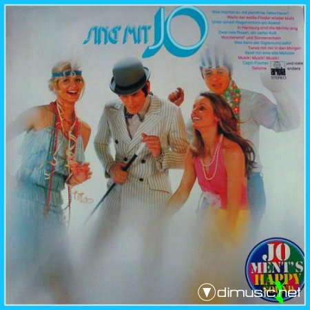 Jo Ment's - Happy Sound / Sing Mit Jo (1978)