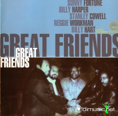 Sonny Fortune - Great Friends CD Album