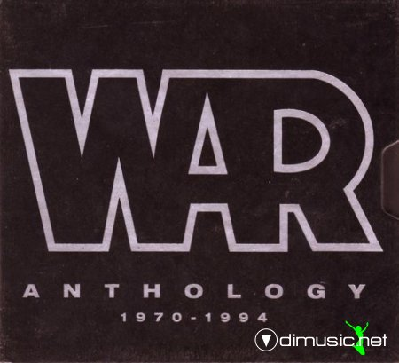 War - Anthology (1994) (2CD)