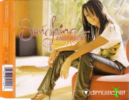 Sunshine Anderson - Heard It All Before (CD)