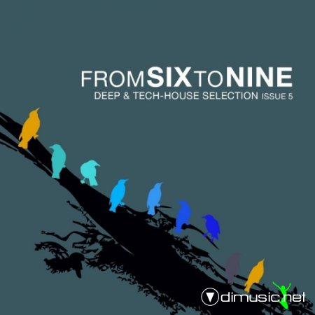 VA - Fromsixtonine Issue 5 (Deep & Tech House Selection) (2013)