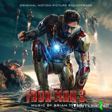 Brian Tyler - Iron Man 3 (OST) 2013