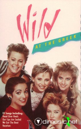 The Go-Go's - Wild at the Greek (Live) (1984)