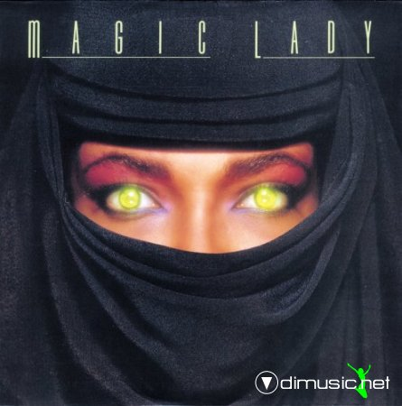 Magic Lady - Magic Lady (1988) CD