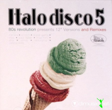 Various - 80's Revolution - Italo Disco Volume 5