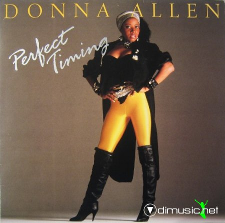 Donna Allen - Perfect Timing (1986) CD