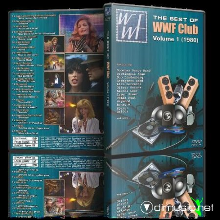 VA- The Best Of WWF Club Vol.1 1980 (2009) DVD5 + AVI