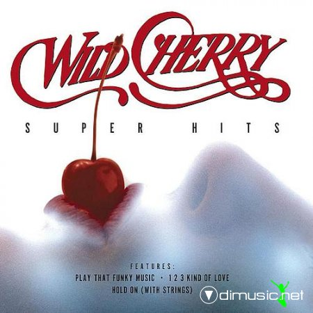Wild Cherry - Super Hits (2002) CD