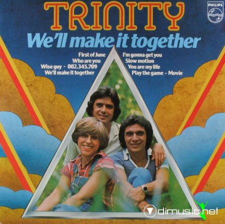 Trinity - We'll Make It Together (1976) lp