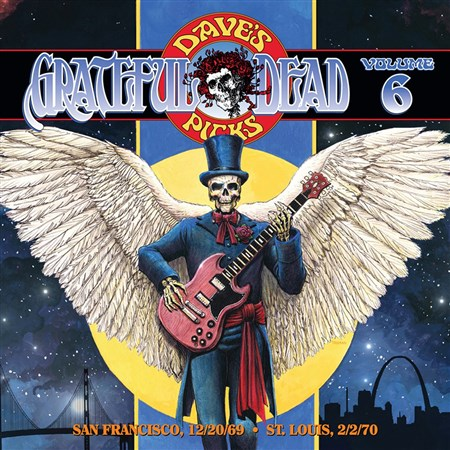Grateful Dead - Daves Picks Vol. 6 (2013)