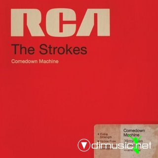 Strokes, The  - Comedown Machine - 2013