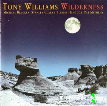 Tony Williams - Wilderness (CD, Album) 1996