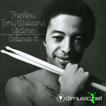 Tony Williams - Believe It (1975)