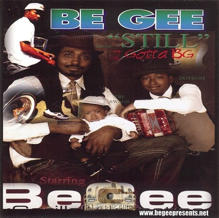 Be Gee - Still Gotta B.G (2011)