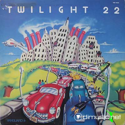 Twilight 22 - Twilight 22 (1984) lp
