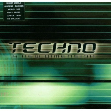 Techno: A New Dimension (3CD) (2000) (FLAC)