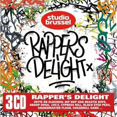 Rapper's Delight (3CD)