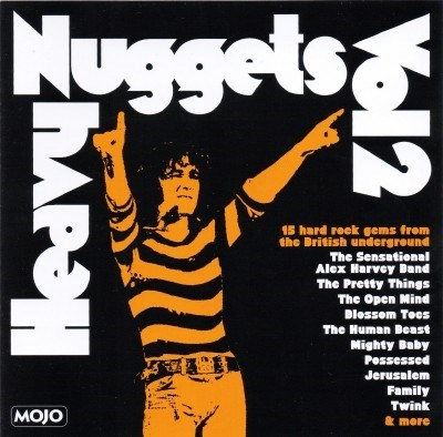 Heavy Nuggets Vol.2 (2013)