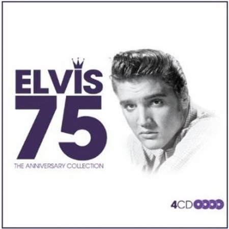 Elvis Presley - Elvis 75 The Anniversary Collection (4СD) (2010)