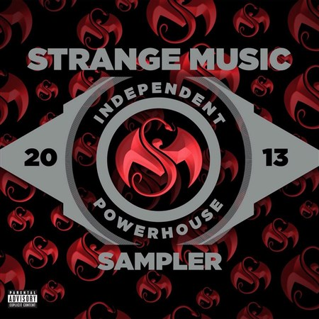 Strange Music - Independent Powerhouse Sampler (2013)