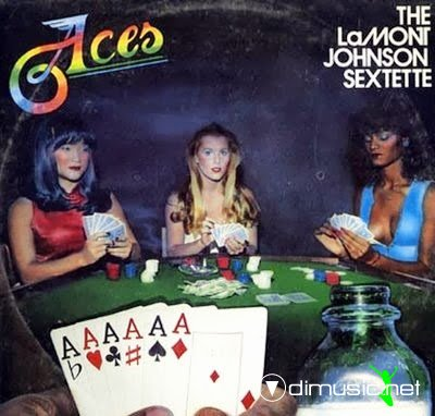 The LaMont Johnson Sextette - Aces (Vinyl, LP, Album) (1979)