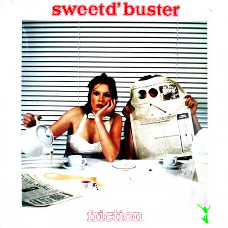Sweet d'Buster - Friction (1978)