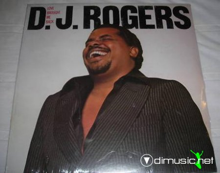 D.J. Rogers - Love Brought Me Back (1978)