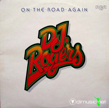 D.J. Rogers - On The Road Again (1976)