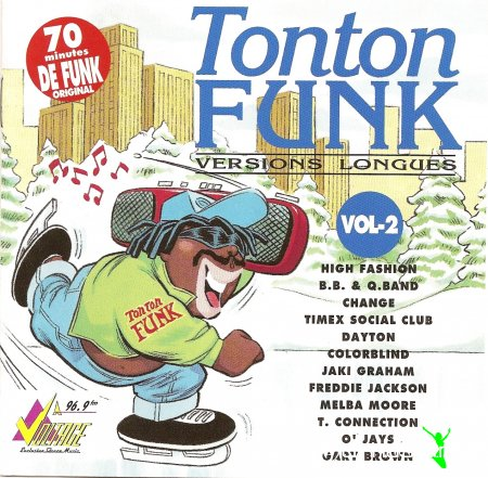 V.A. - Tonton Funk (Versions longues) vol.2