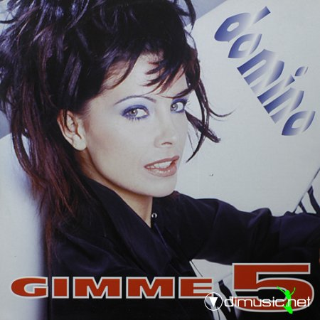 Domino - Gimme 5 - Single 12''- 1996