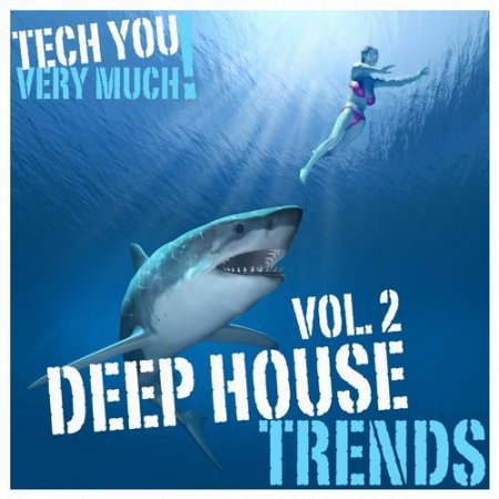 Deep House Trends Vol 2 Unmixed Tracks Selection (2013)