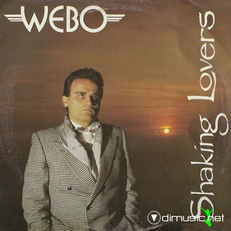 Webo - Shaking Lovers - Single 12'' - 1985