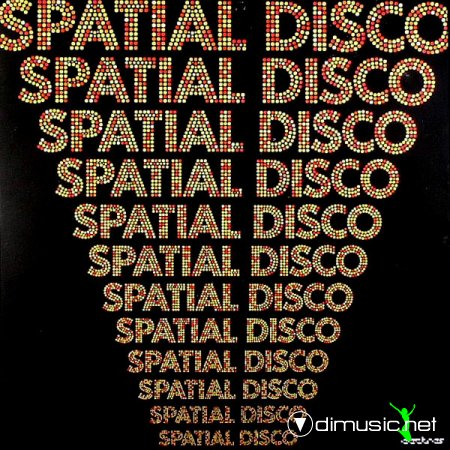 V.A. - Spatial disco (2009) CD