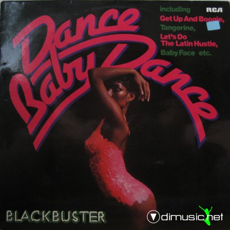 Blackbuster - Dance baby dance (1976) lp