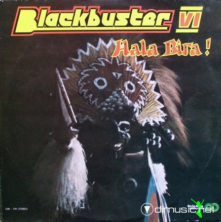Blackbuster - Hala bira ! (1978) lp