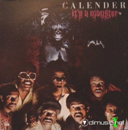 Calender - It's A Monster - 1976