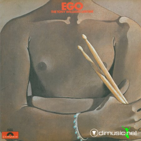 Tony Williams Lifetime, The - Ego (1971)