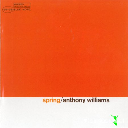 Tony Williams - Spring (1987)