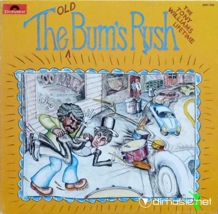 Tony Williams Lifetime, The - The Old Bum's Rush (1972)