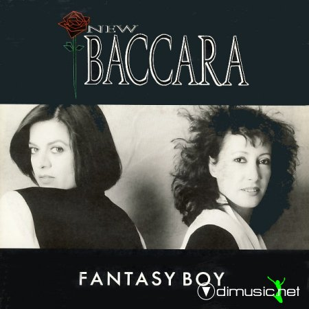 New Baccara – Fantasy Boy - Single 7 '' - 1988